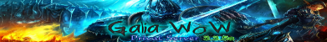 Galia-WoW Privat Server