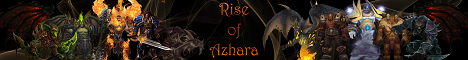 Rise of Azhara 3.3.5a Wrath of the Lich King